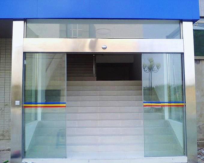 自动玻璃门导电滑环安装说明,注意事项及故障维修